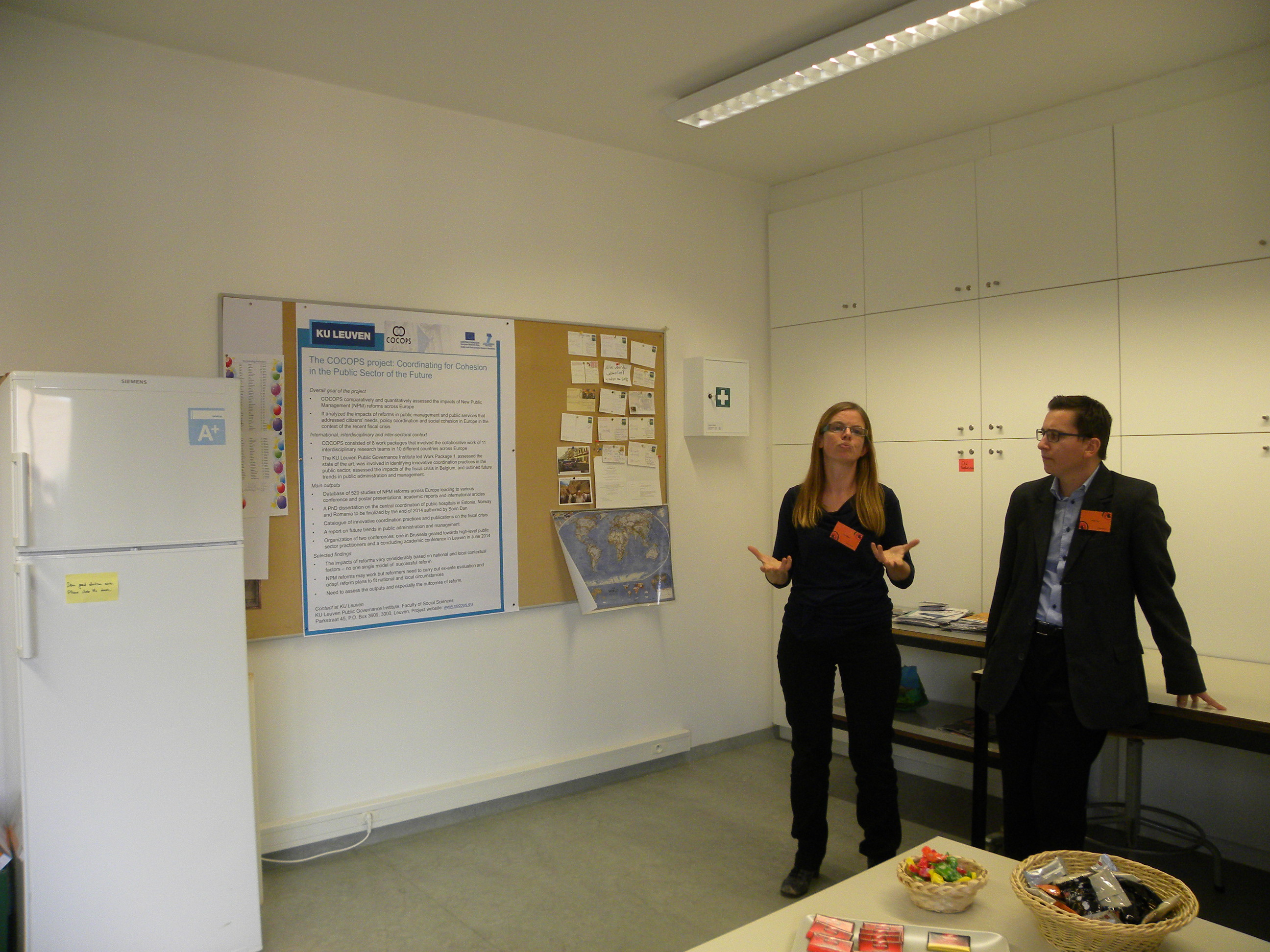 Photo album - Research Day – Doctoral Programme Social Sciences